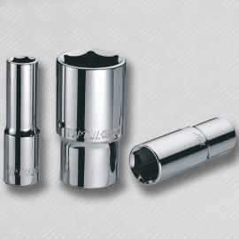 TOPTUL BAEE1630 30mm 1/2In Drive 6PT Deep Socket