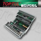 TOPTUL GCAZ0048 65 Piece Cantilever Tool Box Set