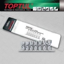 TOPTUL GBAG0701 - 7 Piece 3/8